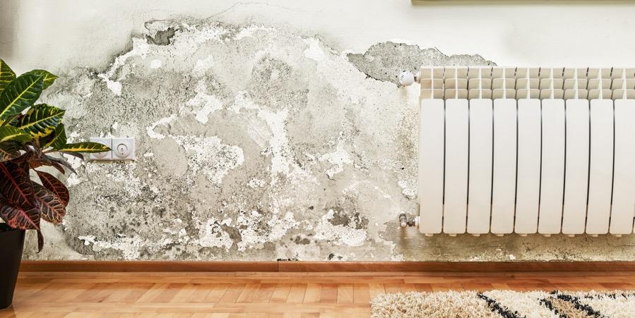 Minska risken för vattenskada vid diskbänken